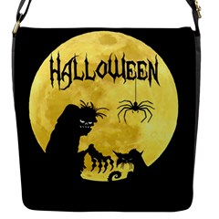 Halloween Flap Messenger Bag (s)