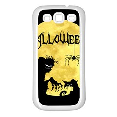 Halloween Samsung Galaxy S3 Back Case (white)