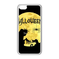Halloween Apple Iphone 5c Seamless Case (white)