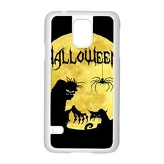 Halloween Samsung Galaxy S5 Case (white)