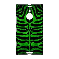 Skin2 Black Marble & Green Brushed Metal Nokia Lumia 1520
