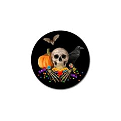 Halloween Candy Keeper Golf Ball Marker (4 Pack)