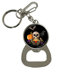 Halloween Candy Keeper Button Necklaces