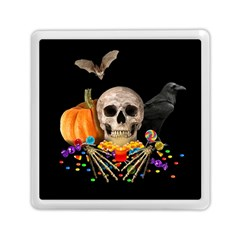 Halloween Candy Keeper Memory Card Reader (square)