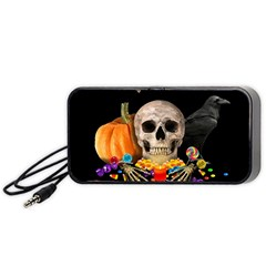 Halloween Candy Keeper Portable Speaker