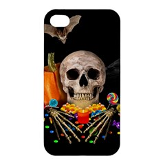 Halloween Candy Keeper Apple Iphone 4/4s Premium Hardshell Case