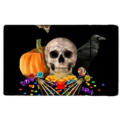 Halloween Candy Keeper Apple Ipad 2 Flip Case