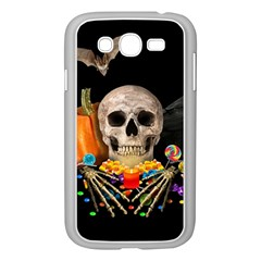 Halloween Candy Keeper Samsung Galaxy Grand Duos I9082 Case (white)