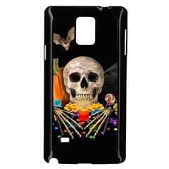 Halloween Candy Keeper Samsung Galaxy Note 4 Case (black)