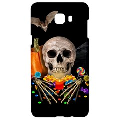 Halloween Candy Keeper Samsung C9 Pro Hardshell Case
