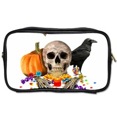 Halloween Candy Keeper Toiletries Bags