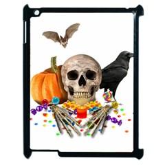 Halloween Candy Keeper Apple Ipad 2 Case (black)