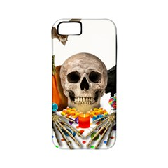 Halloween Candy Keeper Apple Iphone 5 Classic Hardshell Case (pc+silicone)