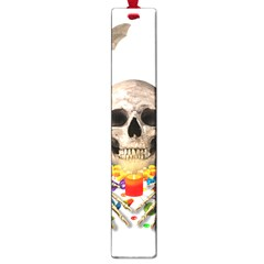 Halloween Candy Keeper Large Book Marks