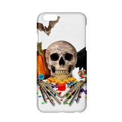 Halloween Candy Keeper Apple Iphone 6/6s Hardshell Case