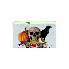 Halloween Candy Keeper Cosmetic Bag (xs)