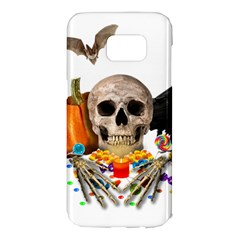 Halloween Candy Keeper Samsung Galaxy S7 Edge Hardshell Case