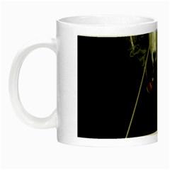 Spiritual Goat Night Luminous Mugs