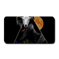 Spiritual Goat Medium Bar Mats