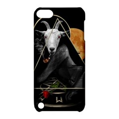 Spiritual Goat Apple Ipod Touch 5 Hardshell Case With Stand