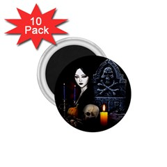 Vampires Night  1 75  Magnets (10 Pack)