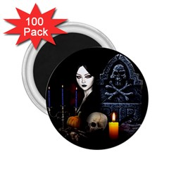 Vampires Night  2 25  Magnets (100 Pack)