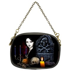Vampires Night  Chain Purses (two Sides)
