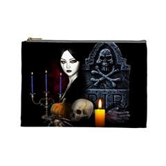 Vampires Night  Cosmetic Bag (large)