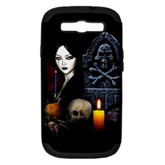 Vampires Night  Samsung Galaxy S Iii Hardshell Case (pc+silicone)