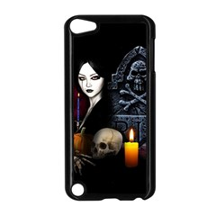 Vampires Night  Apple Ipod Touch 5 Case (black)