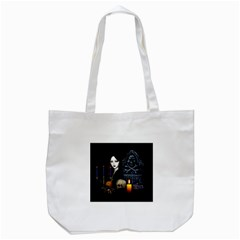 Vampires Night  Tote Bag (white)
