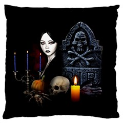 Vampires Night  Large Flano Cushion Case (two Sides)