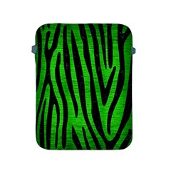Skin4 Black Marble & Green Brushed Metal Apple Ipad 2/3/4 Protective Soft Cases