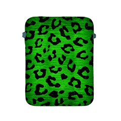Skin5 Black Marble & Green Brushed Metal Apple Ipad 2/3/4 Protective Soft Cases