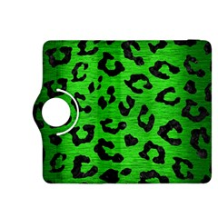 Skin5 Black Marble & Green Brushed Metal Kindle Fire Hdx 8 9  Flip 360 Case