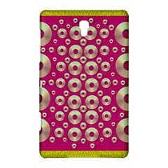 Going Gold Or Metal On Fern Pop Art Samsung Galaxy Tab S (8 4 ) Hardshell Case