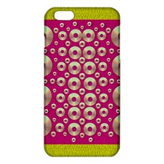Going Gold Or Metal On Fern Pop Art Iphone 6 Plus/6s Plus Tpu Case