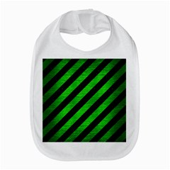 Stripes3 Black Marble & Green Brushed Metal Amazon Fire Phone