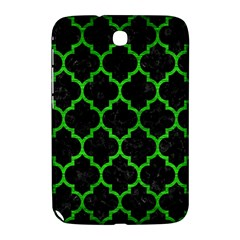Tile1 Black Marble & Green Brushed Metal Samsung Galaxy Note 8 0 N5100 Hardshell Case