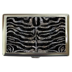 Skin2 Black Marble & Gray Stone Cigarette Money Cases