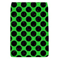 Circles2 Black Marble & Green Colored Pencil (r) Flap Covers (s)