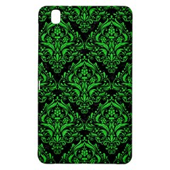Damask1 Black Marble & Green Colored Pencil Samsung Galaxy Tab Pro 8 4 Hardshell Case
