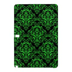 Damask1 Black Marble & Green Colored Pencil Samsung Galaxy Tab Pro 12 2 Hardshell Case