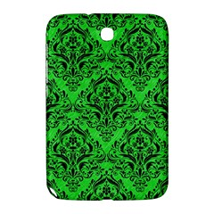 Damask1 Black Marble & Green Colored Pencil (r) Samsung Galaxy Note 8 0 N5100 Hardshell Case
