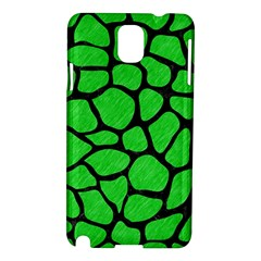 Skin1 Black Marble & Green Colored Pencil Samsung Galaxy Note 3 N9005 Hardshell Case