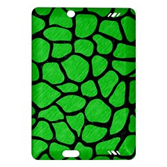 Skin1 Black Marble & Green Colored Pencil Amazon Kindle Fire Hd (2013) Hardshell Case