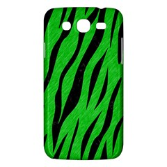 Skin3 Black Marble & Green Colored Pencil (r) Samsung Galaxy Mega 5 8 I9152 Hardshell Case