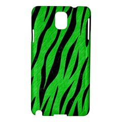 Skin3 Black Marble & Green Colored Pencil (r) Samsung Galaxy Note 3 N9005 Hardshell Case