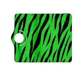 Skin3 Black Marble & Green Colored Pencil (r) Kindle Fire Hdx 8 9  Flip 360 Case