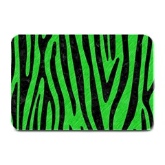 Skin4 Black Marble & Green Colored Pencil Plate Mats